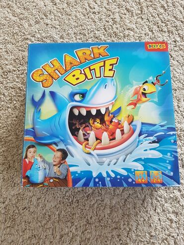 Shark bite Dexi Codrustvena igra