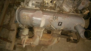 двигатель форд сиера 2,4бензин в Бишкек
