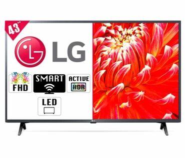 - Azərbaycan: Televizor 43dyum 108ekran LG smart.,Ideal vezyetdedi,hecbir problemi