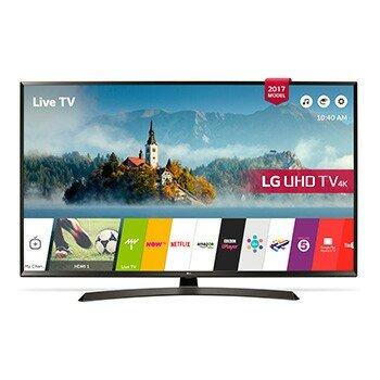 Bakı şəhərində 4k ultra hd 140 sm smart televizor. Model lg 55uj634v. Butun