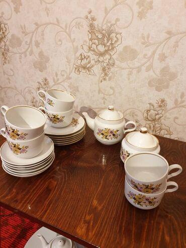 Продаю советский чайный сервиз совершенно новый