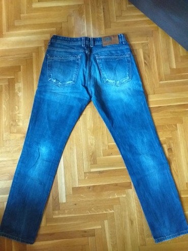 Nesal jeans - Srbija: Nesal muske farmerice,br.34/34,kao nove
