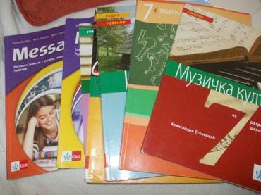 Knjige za 6 i 7 sa slike. 400din.komad. 061/204-0634 - Nis