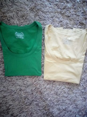 Dve majice Time out,veličina M.Lepe i kvalitetne. - Cacak