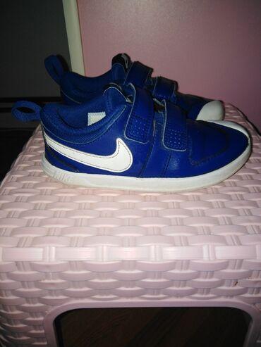 Dečija odeća i obuća - Beocin: Nike original patike ze decake nosene jednu sezonu veoma ocuvane, kao