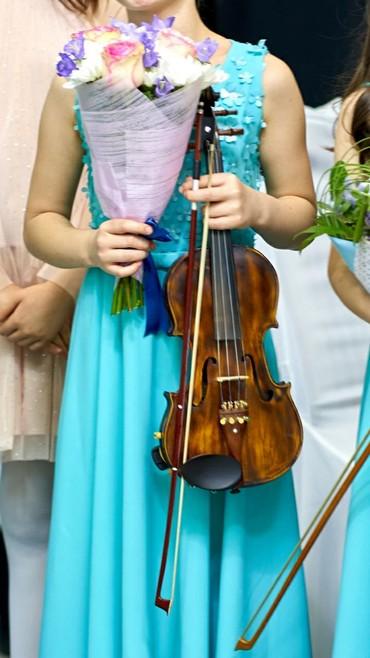 Скрипки в Кыргызстан: Скрипка 3/4. Румынская Мануфактура! С паспортом. Привезена из Европы
