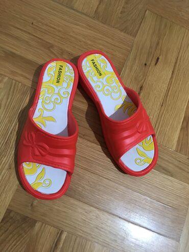Dečija odeća i obuća - Lebane: Papuče 39. Nove