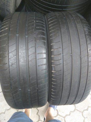 Продаю  шины!!! продаю летнюю европейскую пару шин 225/45/17 Мишлен в Бишкек