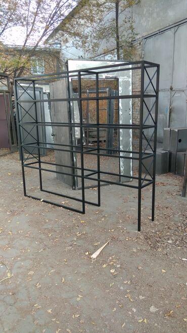 полка для магазина в Кыргызстан: Полки стеллажи для магазинов на заказ любой сложности