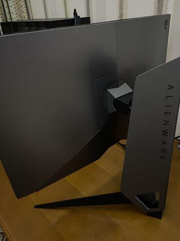 Monitorlar Azərbaycanda: Alienware 25 Gaming Monitor - AW2518Hf, Full HD @ Native 240 Hz, 16