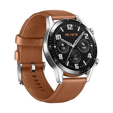 Smart Watch Huawei GT 2 (Latona-B19V) srebrno-braon FULL ORGOriginalni