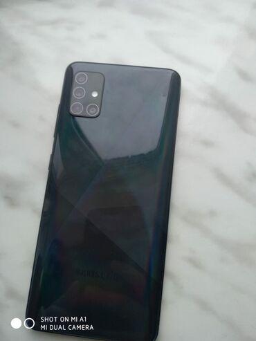 Samsung s 5 - Azərbaycan: İşlənmiş Samsung A51 64 GB göy
