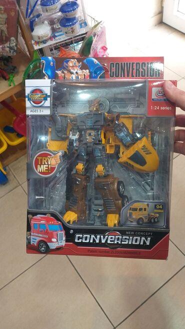 açılıb yığılan transformer çarpayı - Azərbaycan: Transformer Conversion yeniden geldi.her nov oyu caqlarin online