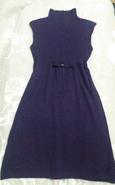 Платье теплое трикотаж-шерсть по силуэту. размер s-m. брала за 2500с. в Бишкек
