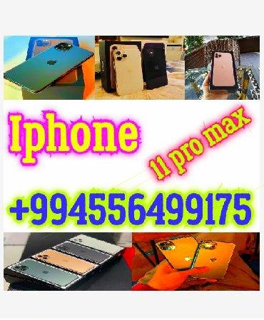 iphone satın almaq - Azərbaycan: Iphone 11 pro max Dubai original 512 GB yaddas Almaq istiyen olsa