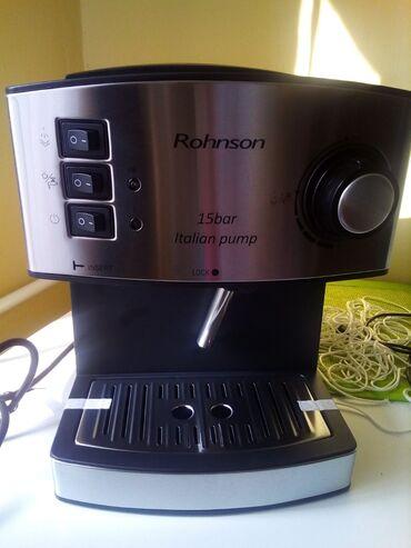 Elektronika - Pirot: KAFEMAT ROHNSONKAFEMATRohnson kafemat sa italijanskom pumpom I 15 bara