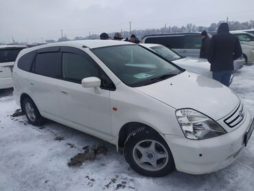 стрим хонда в Кыргызстан: Honda Stream 1.7 л. 2001 | 301000 км