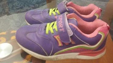 Кроссовки для девочек,размер 36. в Бишкек