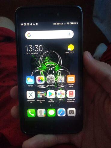 aifon 6 16 gb в Кыргызстан: Б/у Xiaomi Redmi 5 16 ГБ Серый