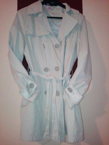 Blue motion farmerice - Srbija: MOTION mantil,prelep. vrlo malo sam ga nosila,smrsala sam naglo i