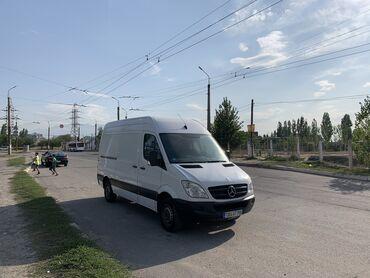 595 проба в Кыргызстан: Mercedes-Benz Sprinter 2.2 л. 2008