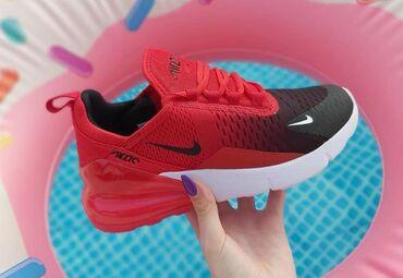 Ženska patike i atletske cipele | Kikinda: Nov model Nike 270❤Prelagane, udobne, prilagodjavaju se nozi❤Brojevi