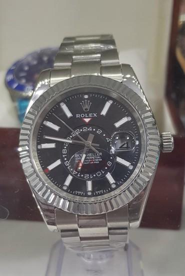 Bakı şəhərində Kişi Gümüşü Klassik Qol saatları