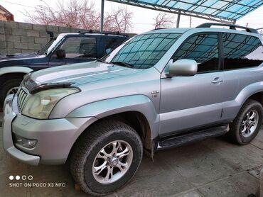 Транспорт - Семеновка: Toyota Land Cruiser Prado 3 л. 2005