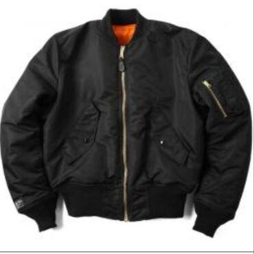 Alpha jakna - Srbija: ALPHA muska kombat jakna,deblji model,nosena 3 meseca