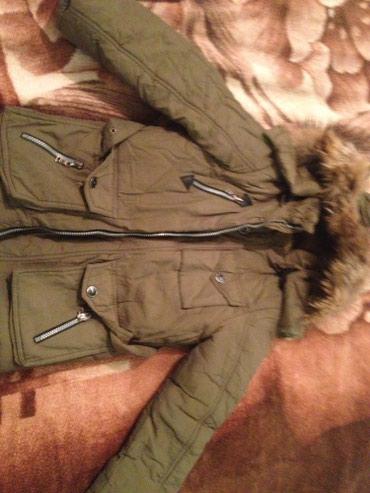 Продается зимняя теплая куртка для в Бишкек