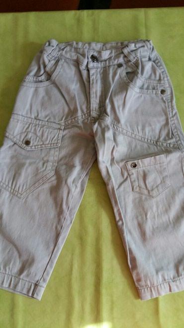 Pantalonice za bebe vel.1 god.polovne ali jako dobro ocuvane i - Petrovac na Mlavi
