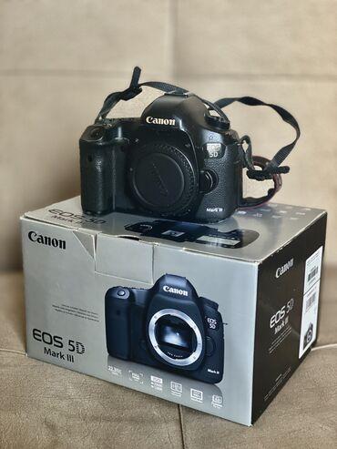 Fotoaparatlar - Bakı: Canon 5D Mark 3 tecili satilir