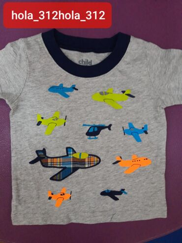 bodiki carter s в Кыргызстан: Carter футболка новая самолётики