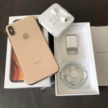 iphone qablari - Azərbaycan: İşlənmiş iPhone Xs 64 GB Qızılı