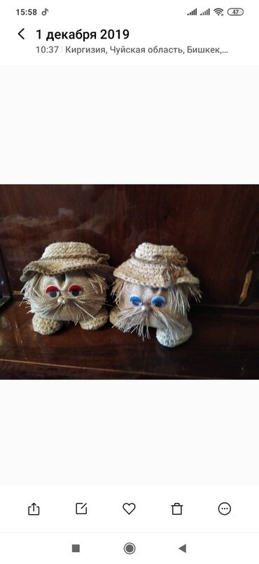 Продаю домовят и кукол обереги ручной работы