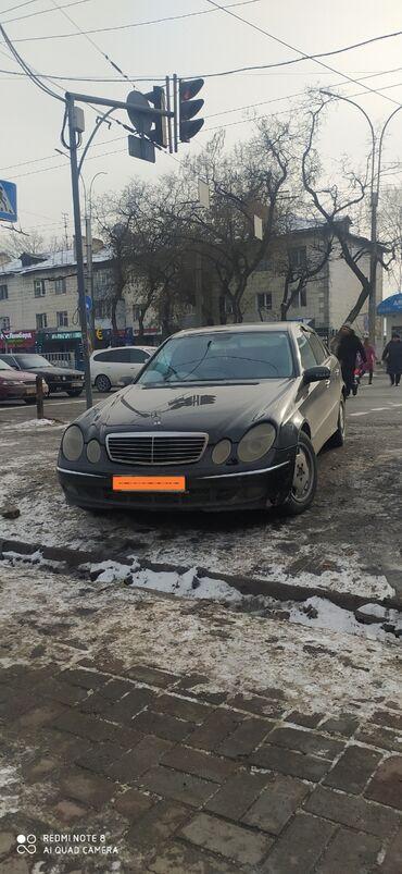 mercedes t1 в Кыргызстан: Mercedes-Benz E 320 3.2 л. 2003 | 300000 км
