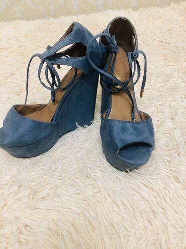 Туфли очень удобные за счёт платформы. Покупали в Дубай. Размер 37, ко