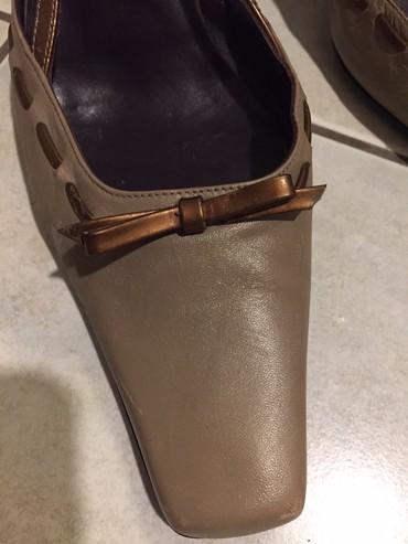 Δερμάτινα λαδι εξώφτερνα παπούτσια σε Rest of Attica