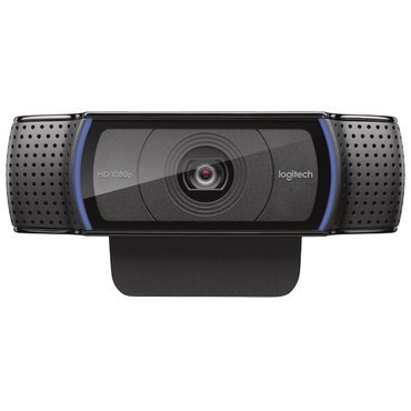 видеокамера-full-hd в Кыргызстан: Веб камера Logitech C920 HD Pro 15MP, Full HD, 1080p, Carl Zeiss Tessa