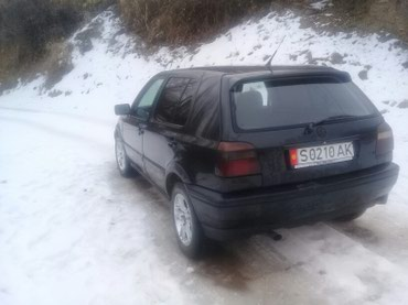 Volkswagen Golf 1991 в Лохути