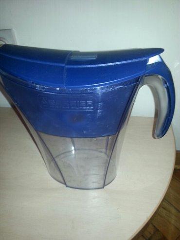 Bokal  cetus sa filterom za vodu sa datumom promene filtera - Beograd