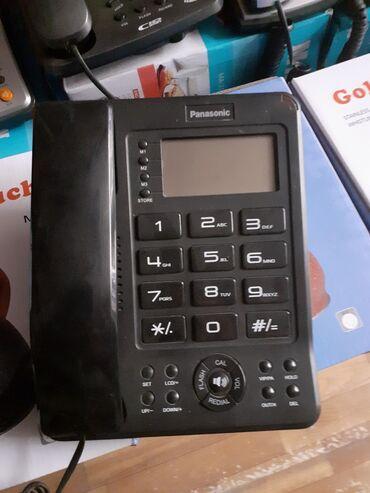 akkumulyator panasonik в Азербайджан: Panasonik ev telefonu nomre yazan