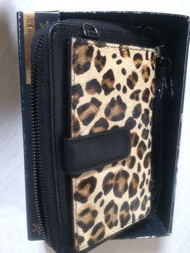 Новый кожанный кошелек от дизайнера Rachel Roy. Имеет антикражку! Звон