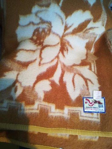 стирать одеяло из шерсти в Кыргызстан: Верблюжье одеяло. Новое. Натуральная шерсть. 2 шт. Все вопросы по