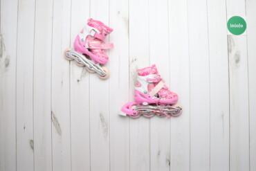 Спорт и отдых - Украина: Дитячі рожеві ролики Bavar Sport Faster    Довжина: 19 см Висота: 17 с