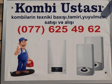 Təmir   Kombi