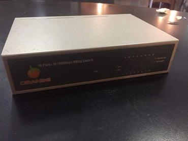 Коммутатор Ethernet  в Бишкек