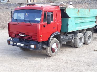 Услуги камаз зил !черназем камень в Бишкек