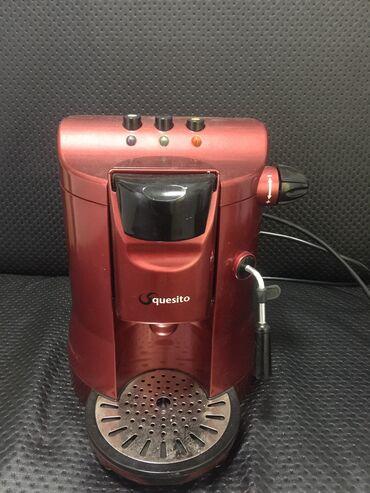 Запчасти для кофемашин jura - Кыргызстан: Итальянская капсульная кофемашина Squesito Rotonda Cквизито Ротонда –