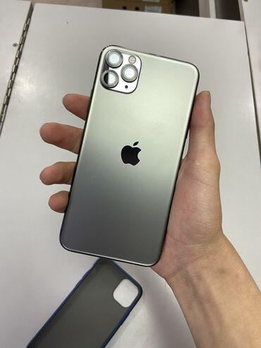 aifon 6 64 gb в Кыргызстан: Б/У IPhone 11 Pro 64 ГБ Черный